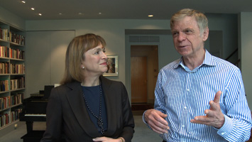 John Kotter & Nancy Dearman - GlobalLeadership.TV