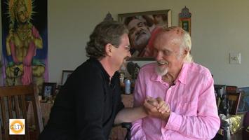Ram Dass & Walter Link - GlobalLeadership.TV