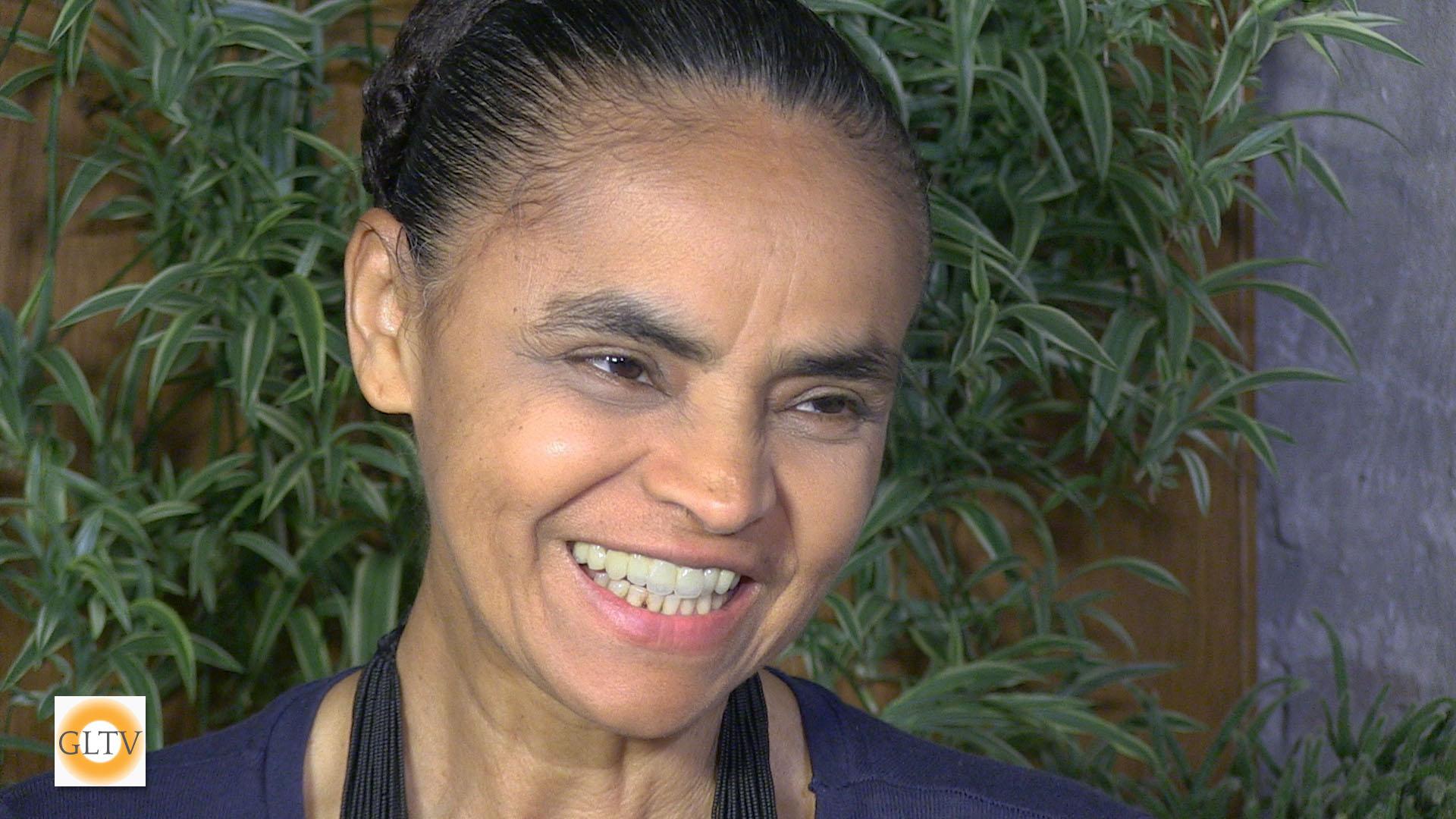 Marina Silva - GlobalLeadership.TV